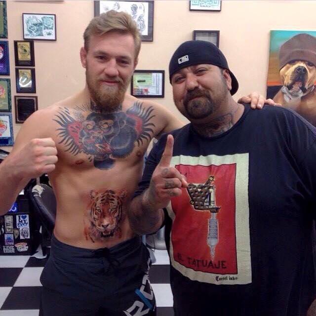 conor tattú
