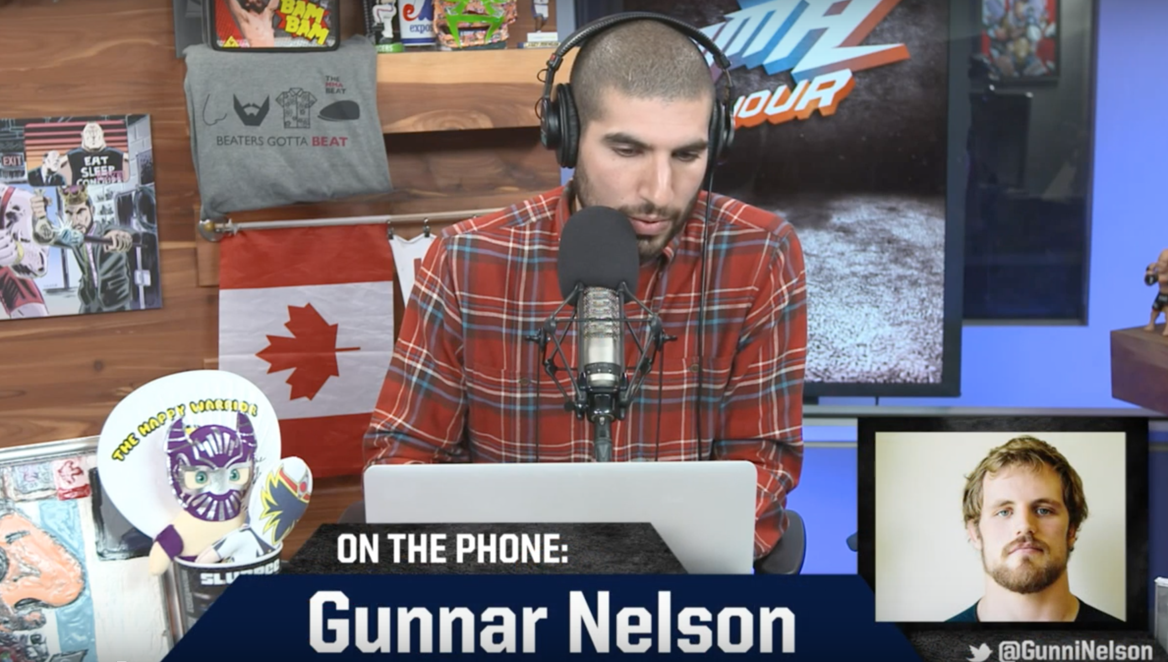 Gunni The MMA Hour