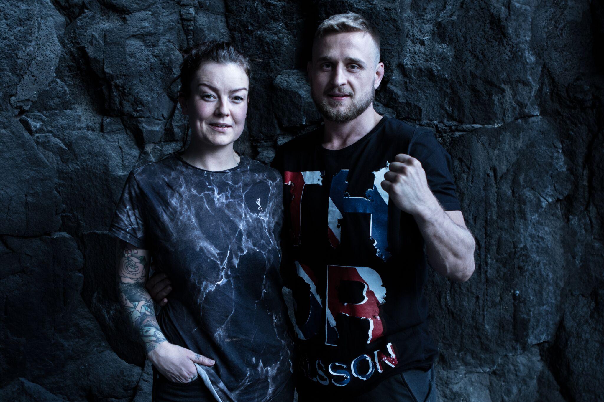 Bjarki Thor og Sara