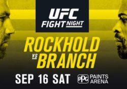 UFC-Fight-Night-116-Rockhold-vs-Branch-poster