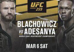 UFC 259 Adesanya Blachowicz